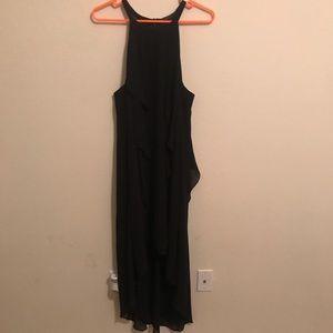 Sleeveless Ruffle Dress